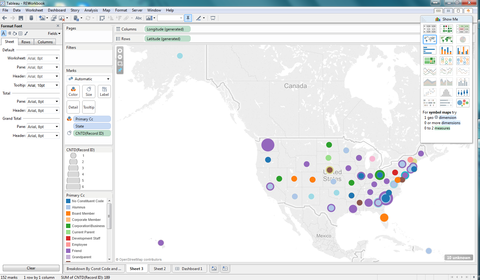 Tucamino Solutions Technology For Non Profits Tableau