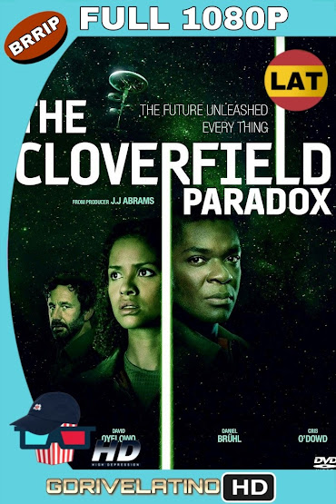The Cloverfield Paradox (2018) BRRip 1080p Latino-Ingles MKV