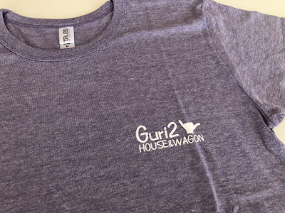 鴨川 グリグリハウス&ワゴン オリジナル プリント Tシャツ