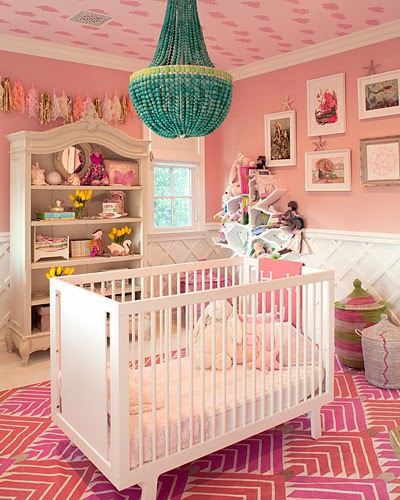 Baby Girl Nursery Tour: Kourtney Kardashian's Calabasas Home Tour