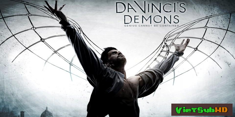 Phim Những Con Quỷ Của Da Vinci Hoàn tất (8/8) VietSub HD | Da Vinci's Demons - Season 1 2013