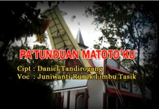 Pa'tunduan Matotokku'