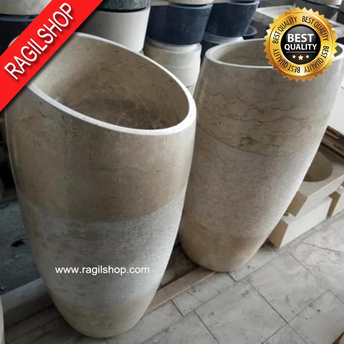 wastafel batualam tulungagung marmer onyx fosil ragilshop.com
