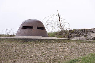 Bunker in fort Douaumont