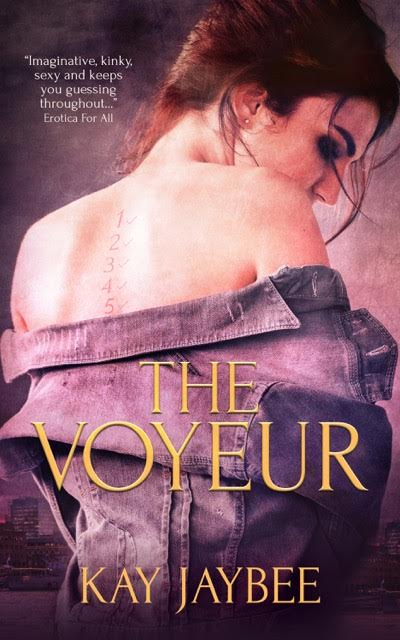 The Voyeur cover