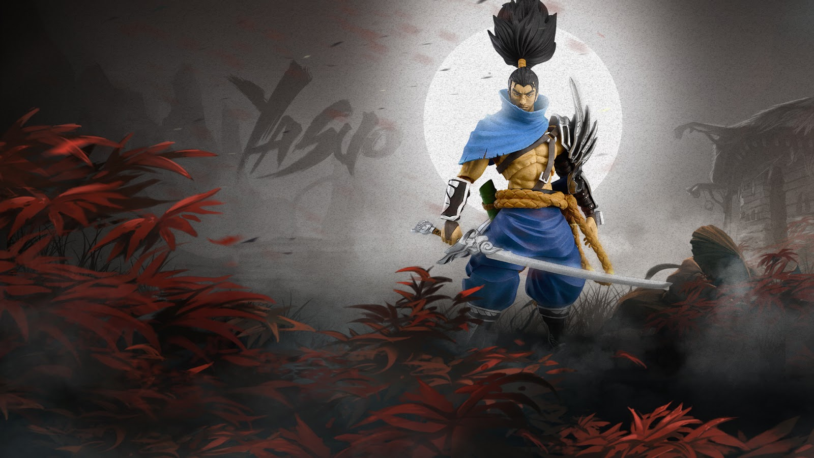 Surrender At 20 Red Post Collection Yasuo Figma Pre