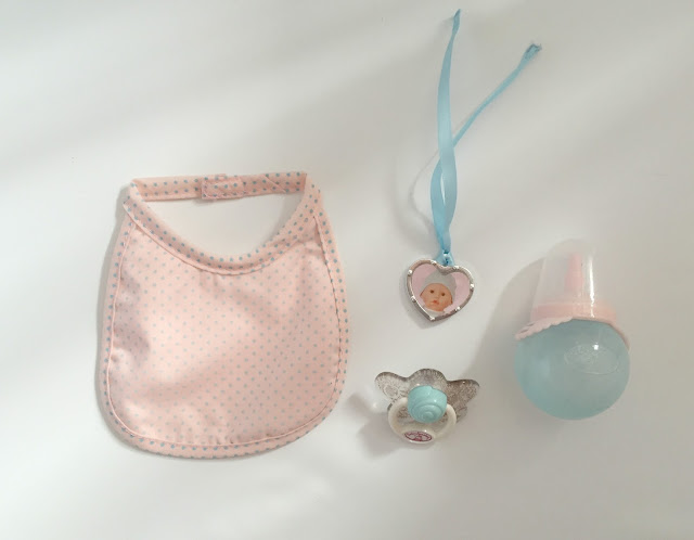 Baby Annabell Brother Doll accessories