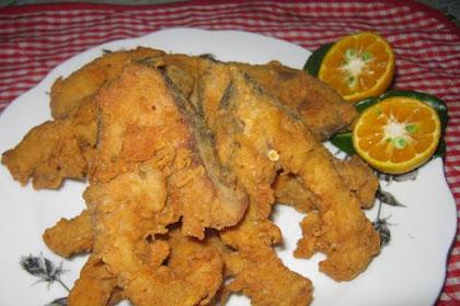 Resep Ikan Mas Goreng Krispi Dan Bumbu Kuning Ala Rumahan Yang Mudah Dibuat