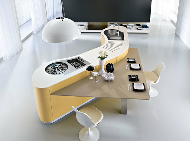 mesa de cocina