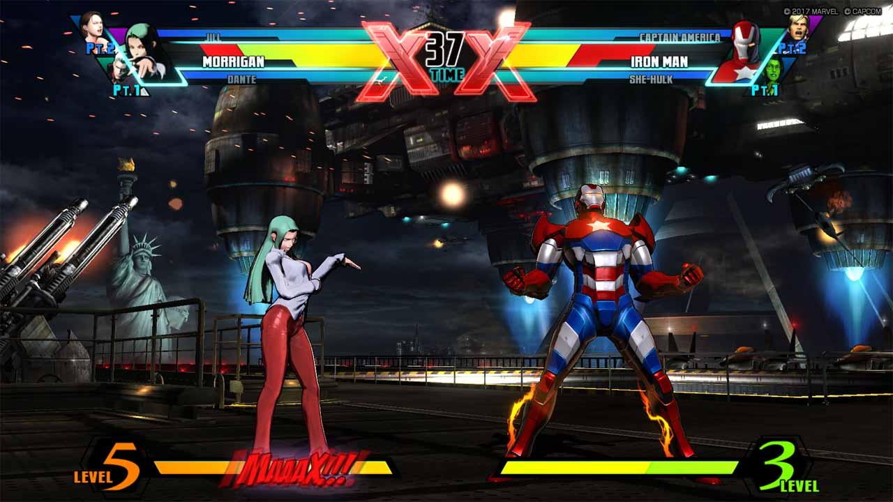 تحميل لعبة Ultimate Marvel vs Capcom 3