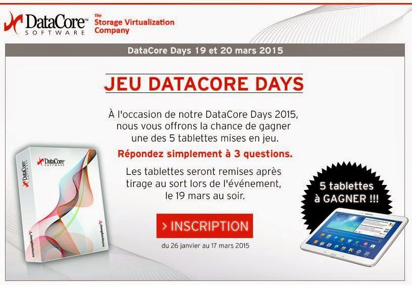 DataCore réunit ses partenaires européens et leur fait découvrir le premier étage au sol vitré de la Tour Eiffel