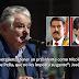 ¿En una palabra como describes a José Mujica?
