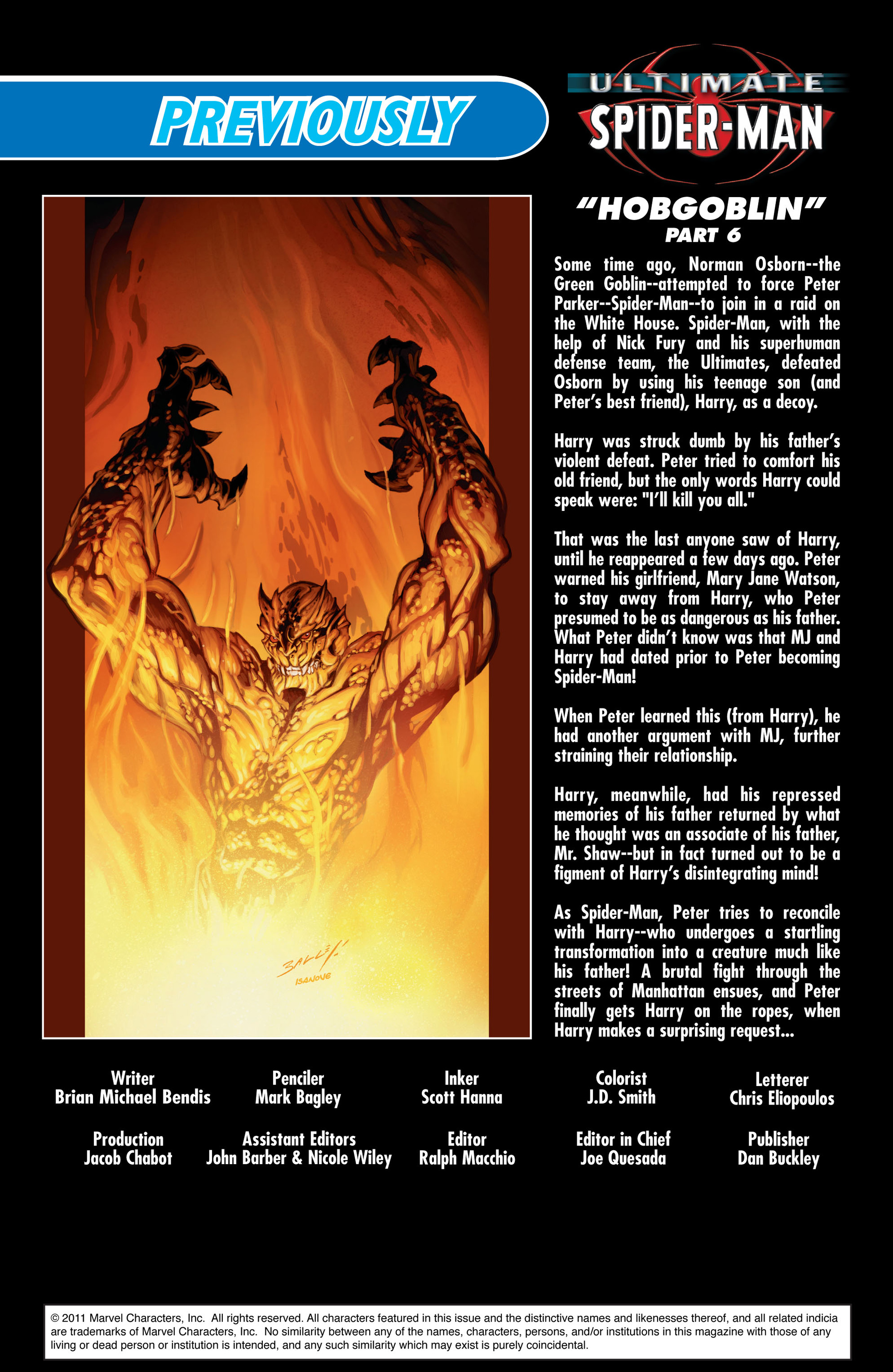 Read online Ultimate Spider-Man (2000) comic -  Issue #77 - 2