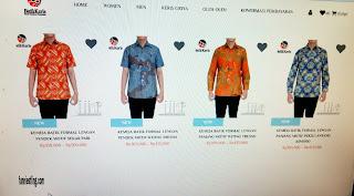Produk Batik Keris online - 3