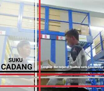 Suku cadang Lengkap Mitsubsihi Tangerang dan kualitas
