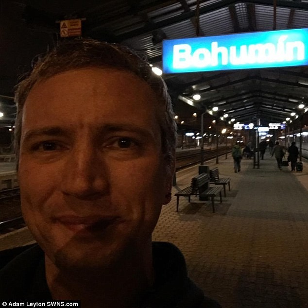 Man Sets New World Record After Traveling to TWELVE Countries in 24 Hours - Czech Republic