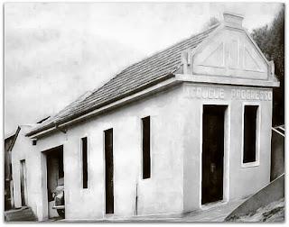 Museu do Açougue no Antigo Açougue Progresso - Parque Histórico Municipal Jorge Kuhn, Picada Café