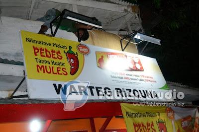 Warteg Branding