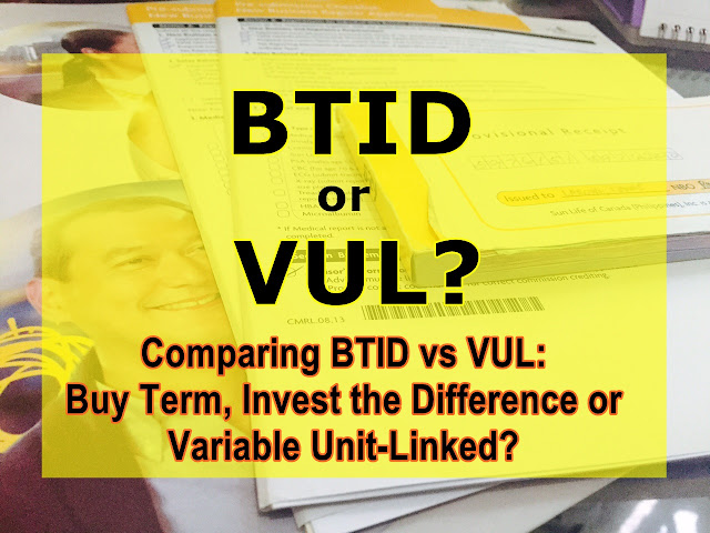 Comparing BTID vs VUL: Buy Term, Invest the Difference or ...