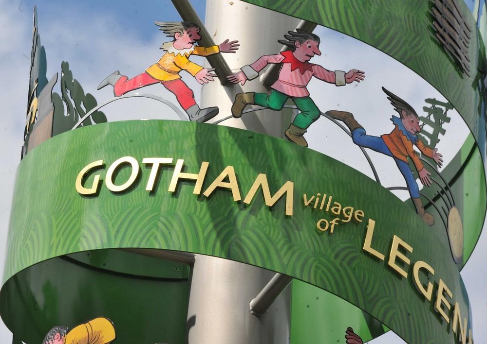 Gotham, Nottinghamshire