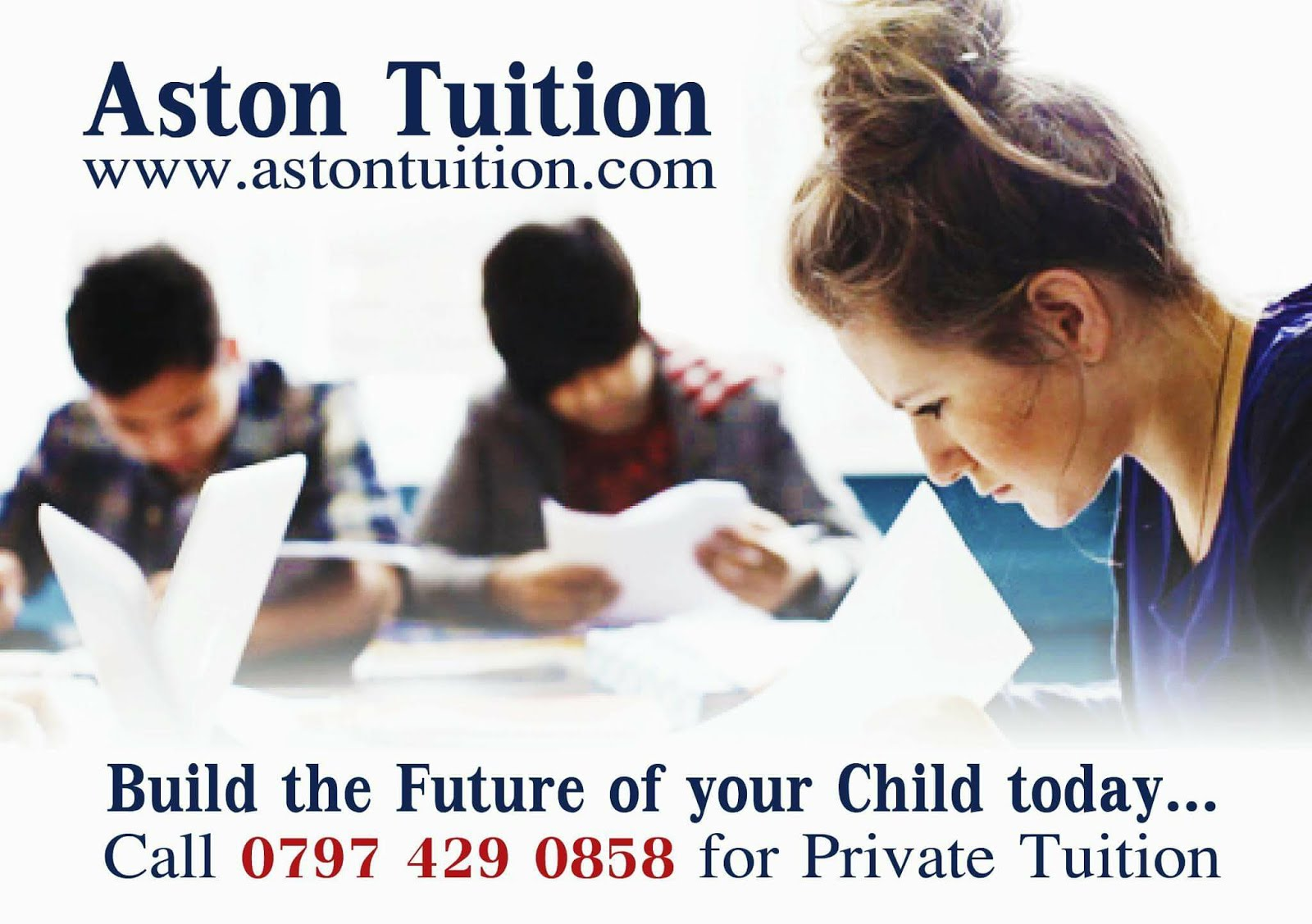 Private Tuition in Birmingham