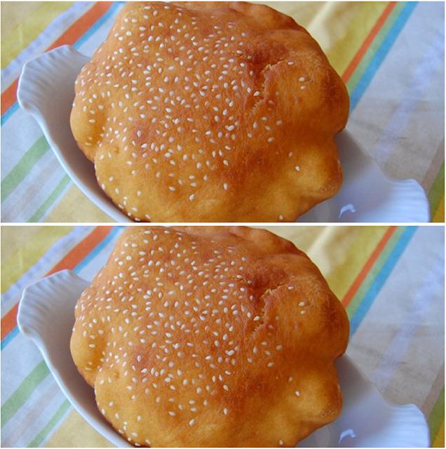 Gambar Roti Goreng Bantal