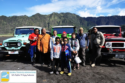 Tour Indonesia, Jeep Bromo Elora Tour & Adventure