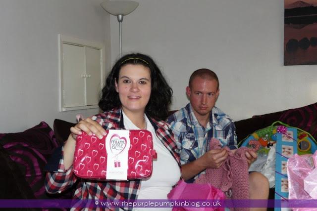 Pink Flavoured Baby Shower at The Purple Pumpkin Blog