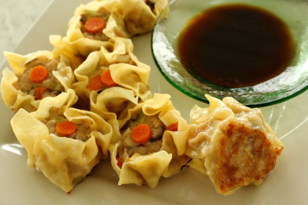 Traditional Thai Leek Cakes Recipe