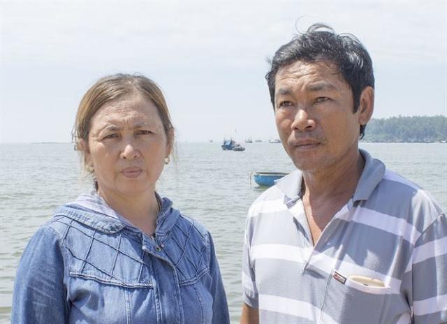 Ngư dân Lê Văn Năm