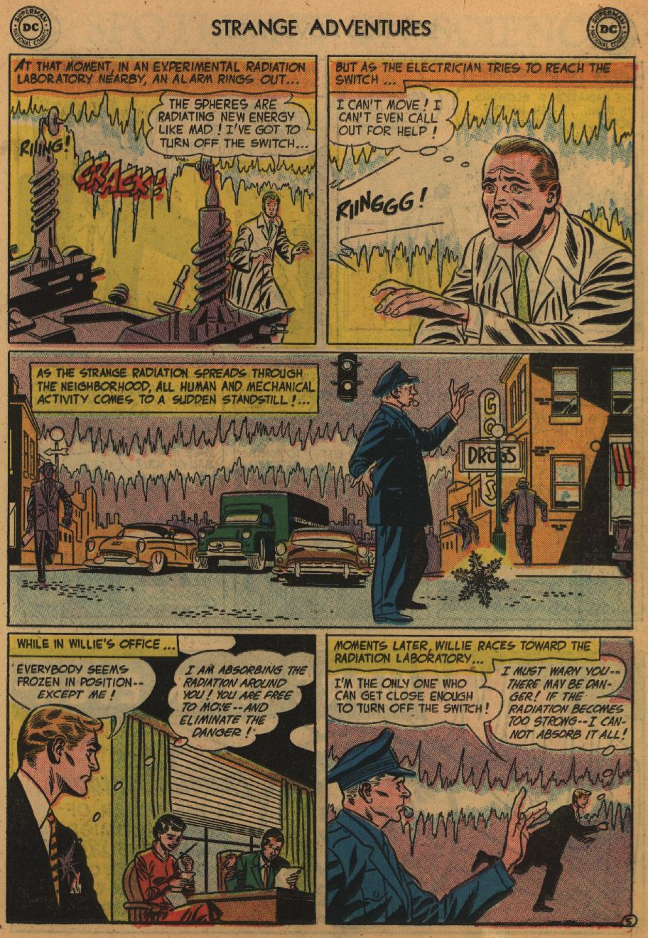 Strange Adventures (1950) issue 67 - Page 23