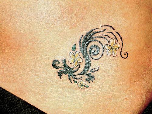 Hawaiian Tattoos Small: Galeria DeTatu: Hawaiian Tattoo Designs