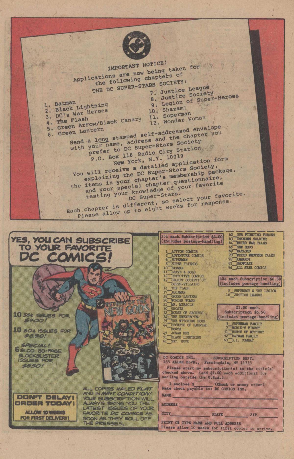 Read online All-Star Comics comic -  Issue #71 - 30