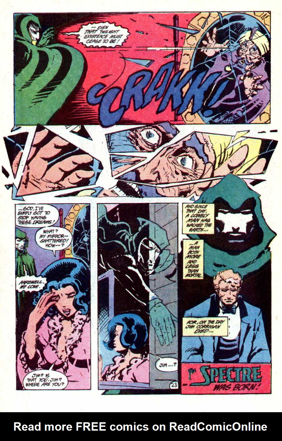 Read online Secret Origins (1986) comic -  Issue #15 - 45