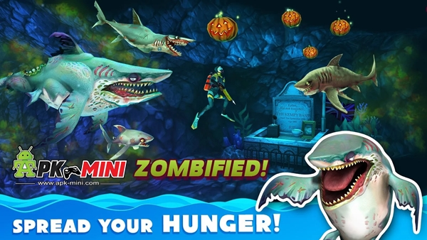 Hungry Shark World.APK