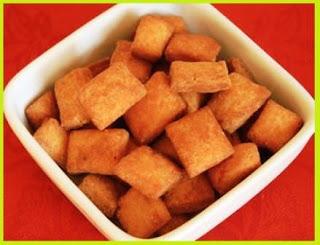 आटे के मीठे शकरपारे बनाने की विधि - Sweet Shankarpali Recipe