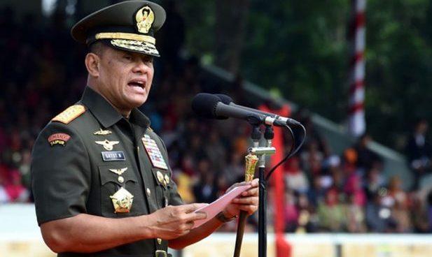 Gatot Nurmantyo: TNI Turun Tangan Bantu Polri Hadapi Ormas Radikal dan Anti-Pancasila