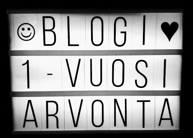 Oululainen lifestylebloggaaja