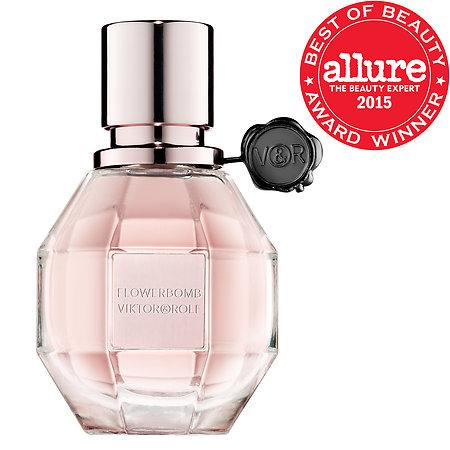 9f0ab6773 Review: Viktor & Rolf Flowerbomb Eau de Parfum #Flowerbomb ...