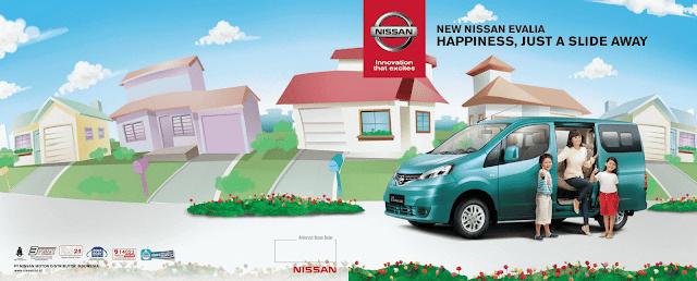 Brosur Nissan Evalia 2017