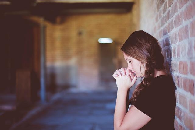 Mulheres em oração