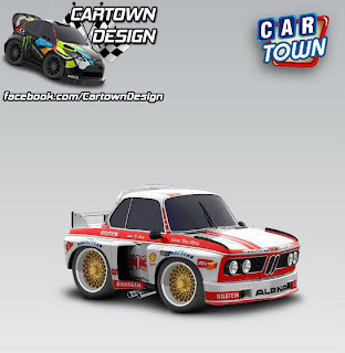 BMW 3 0 CSL 1975 Love The Ring