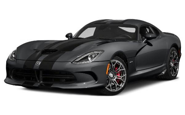 2017 Dodge Viper SRT Luxury In Canada