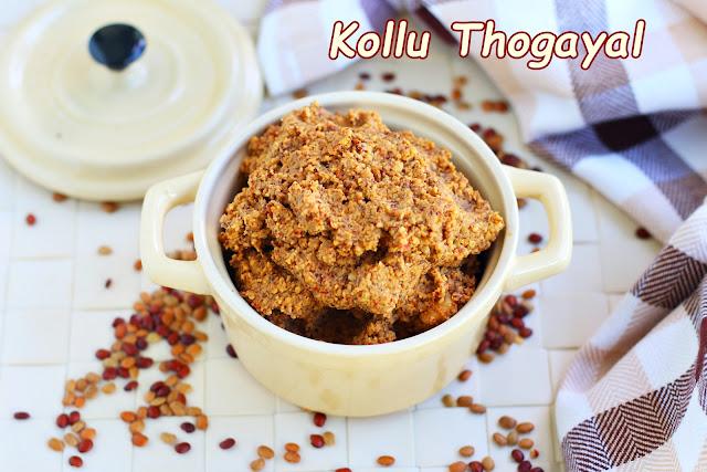 Kollu Thogayal