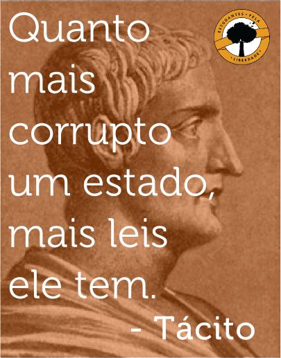 Tácito viveu alguns anos depois da morte de Cristo mas escreveu sobre o Brasil como poucos