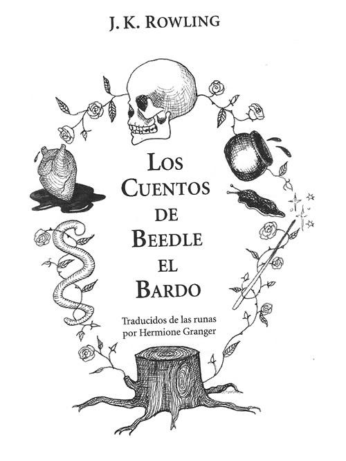NO SOLO LEO: RESEÑA, LOS CUENTOS DE BEEDLE EL BARDO