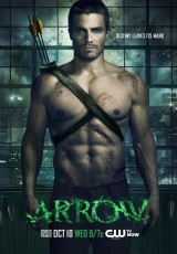"Carátula del DVD: ""Arrow"""