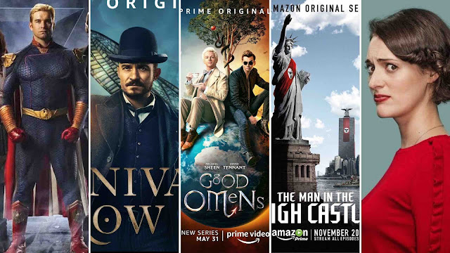 Le top 5 des séries à voir sur Amazon Prime Video