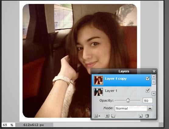 cara edit foto jadi instagram