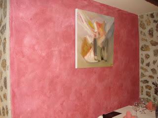 Aplicación de pintura en pisos